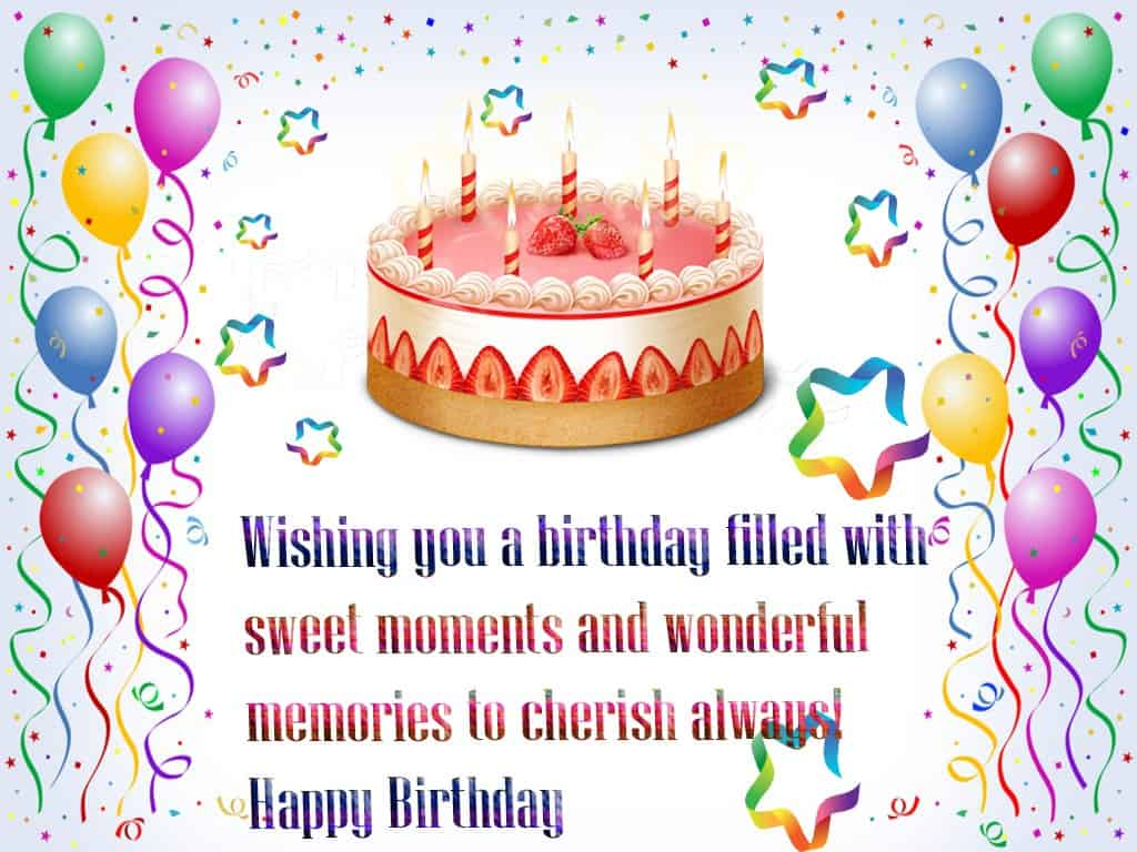 Birthday quotes with Birthday quotes images - photo#26